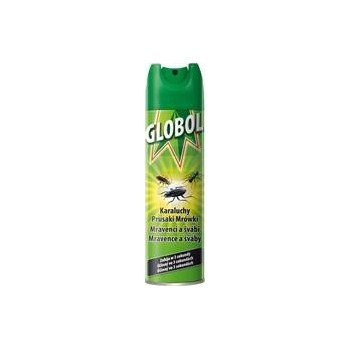 GLOBOL spray na owady...